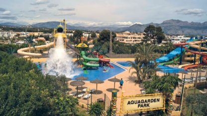 Albir Garden Resort à EUR