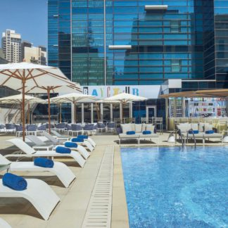 Hotel DoubleTree by Hilton Dubai - Downtown Business Bay