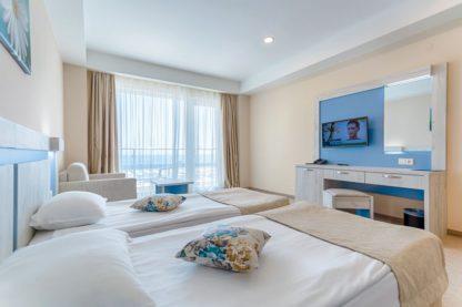Evrika Beach Clubhotel Premium à Burgas