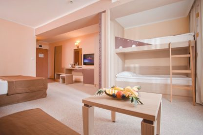 Evrika Beach Clubhotel à Burgas