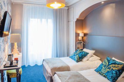 Grand Hotel Gallia et Londres à Lourdes et Pyrénées françaises