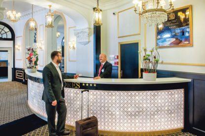 Grand Hotel Gallia et Londres à