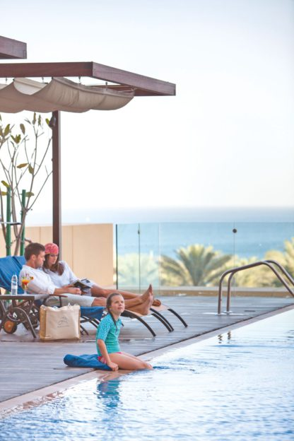 JA Ocean View Hotel à