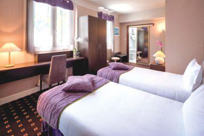 Quality Hotel Christina à Lourdes et Pyrénées françaises