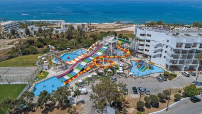 Hotel SPLASHWORLD Leonardo Laura Beach & Splash Resort