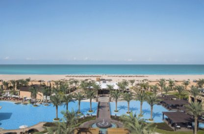 Saadiyat Rotana Resort & Villas à EUR