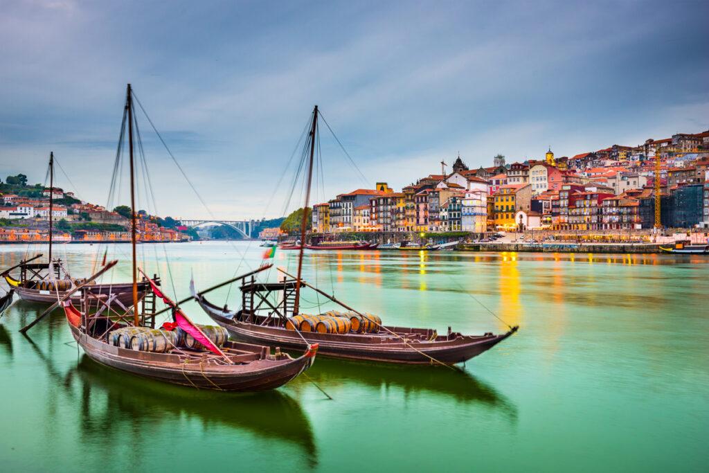 TUI 55+ Porto